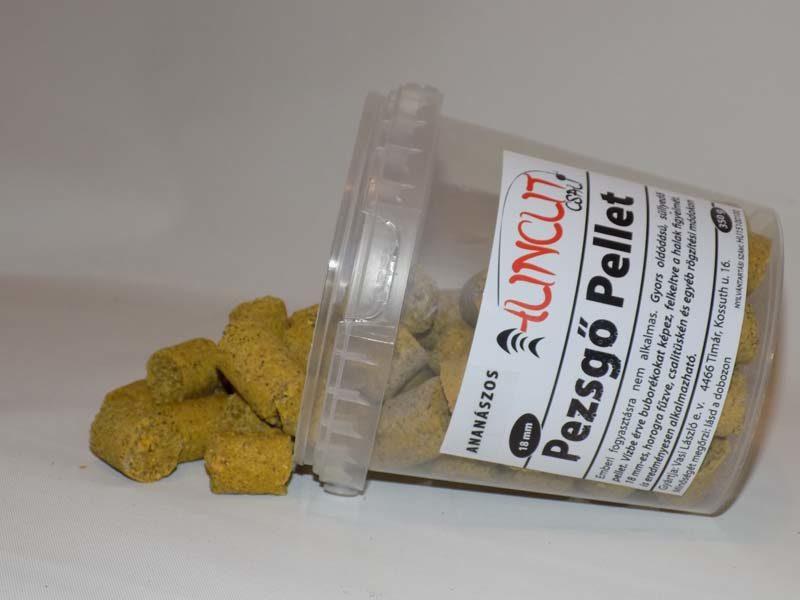 Ananászos pezsgő pellet- 18 mm